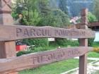 Parcul Pompierilor - Baile Tusnad