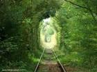 Tunelul Dragostei - Obreja