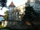 Biserica fortificata saseasca - Harman