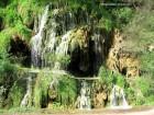 Cascada de apa termala - Toplita