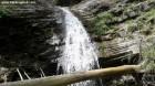Cascada din Vale - Izvorul Dorului - Muntii Bucegi