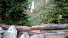 Belvedere Cascada Balea - Valea Balea - Muntii Fagaras