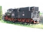 Locomotiva cu aburi veche