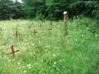 Cimitirul eroilor - Zencani