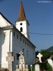 Biserica Sfanta Treime - Sibiel