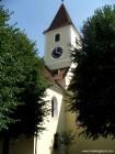 Biserica evanghelica Turnisor - Sibiu