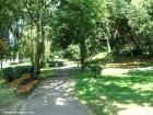 parc Petofi Sandor Sibiu