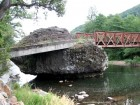 Podul Borzia - Galaoaia