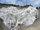 Muntele de sare de la Lopatari