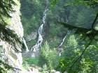 Cascada Valea Spumoasa - Muntii Bucegi