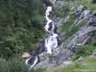 Cascada Ciomfu - Muntii Retezat