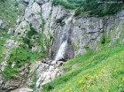 Cascada Caraiman Jepii Mici Bucegi Busteni