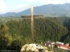 Belvedere cu cruce - Bran