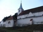 Biserica catolica - Petriceni - Sanzieni