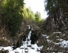 Cascada Tihu paraul Umed Calimani