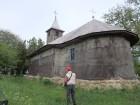Biserica de lemn din satul Buchila - Nicolae Balcescu