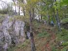 Piatra cu belvedere - Magura Codlei