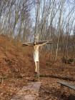 Drumul Crucii de la Manastirea Carmelitana - Luncani