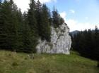 Piatra Dudului - Muntii Ciucas