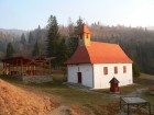 Biserica de la Kontumac - Ghimes