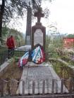 Monumentul lui Emil Rebreanu - Palanca
