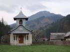 Biserica ortodoxa noua din satul Recea - Tulghes