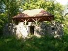 Ruinele cetatii Reka