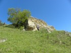 Ruinele castelului Tarnoczy - Sanzieni