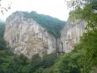 Cascada Vanturatoarea - Muntii Cernei