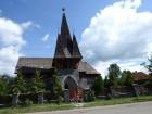 Biserica reformata din Varghis